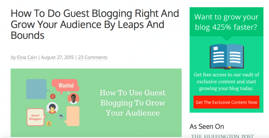 How To Do Guest Blogging Right And Grow Your Audience By Leaps And Bounds