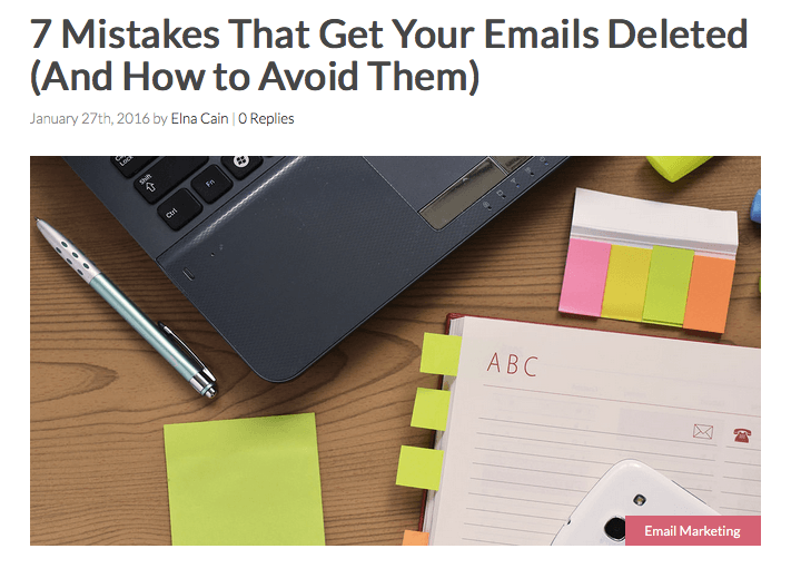 7 Mistakes That Get Your Emails Deleted (And How to Avoid Them)