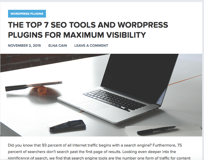 The Top 7 SEO Tools and WordPress Plugins For Maximum Visibility