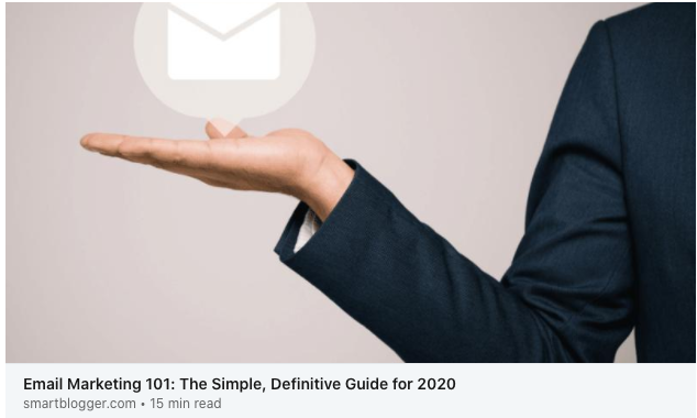 Email Marketing 101: The Simple, Definitive Guide for 2020
